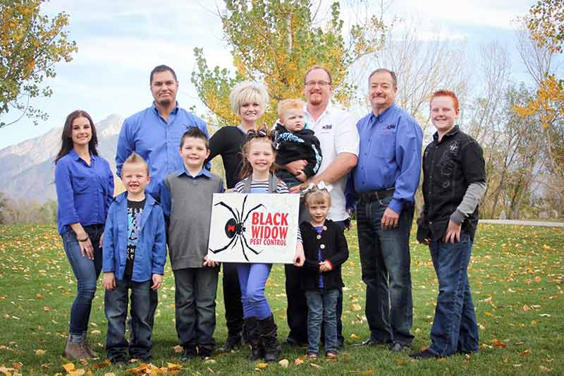 Black Widow Pest Control in West Jordan, Utah